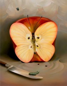 8b28cd6c22df21d49b274e18547d1dc7-apple-art-surrealism-art