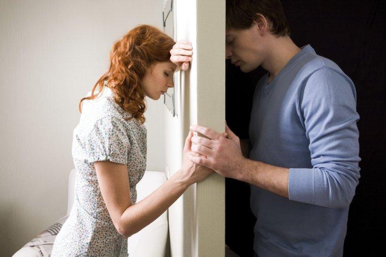 conflit couple dispute